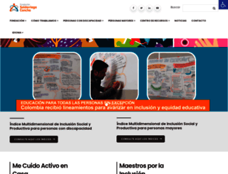 saldarriagaconcha.org screenshot