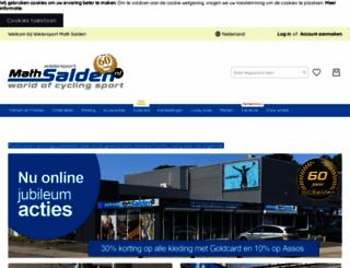 salden.nl screenshot