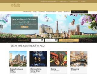sale.sandscotaicentral.com screenshot