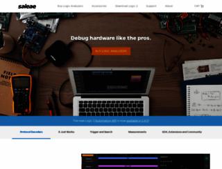 saleae.com screenshot