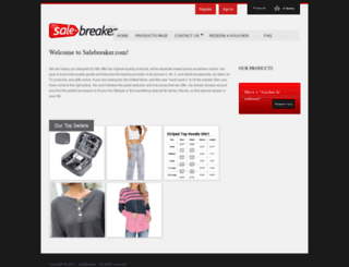 salebreaker.com screenshot