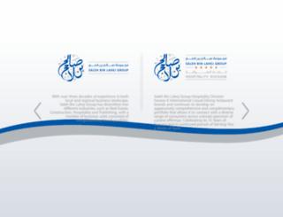 salehbinlahejgroup.com screenshot