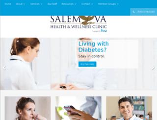 salem.h2u.com screenshot