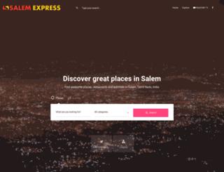 salemexpress.com screenshot