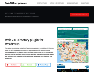 salephpscripts.com screenshot