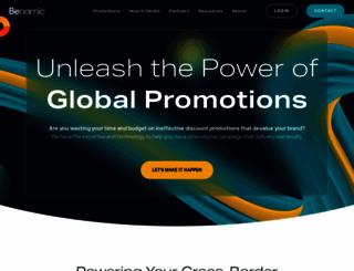 sales-promotions.com screenshot