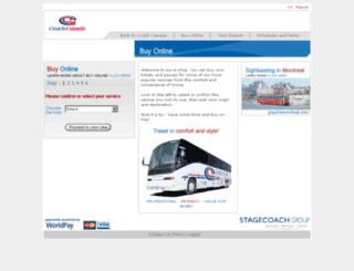 sales.coachcanada.com screenshot