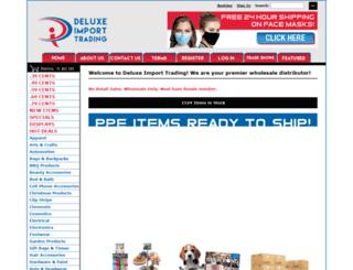 sales.deluxegm.com screenshot