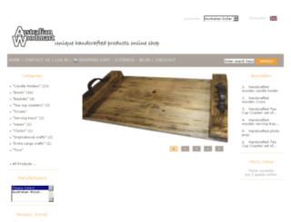 sales.woodmart.com.au screenshot