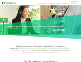 salesupply.com screenshot
