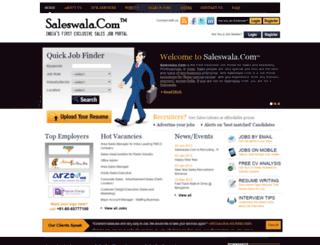 saleswala.com screenshot