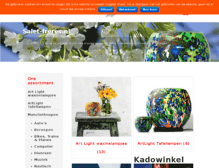 salet-freres.nl screenshot
