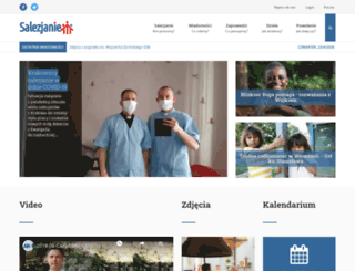 salezjanie.pl screenshot