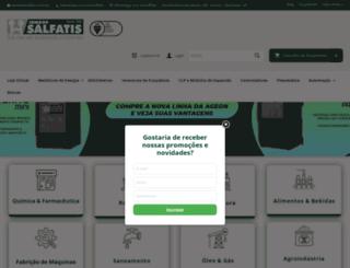 salfatis.com.br screenshot