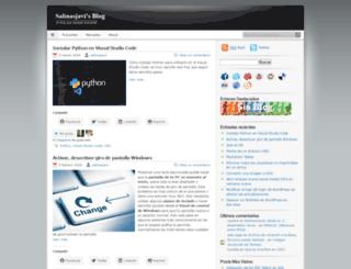 salinasjavi.wordpress.com screenshot