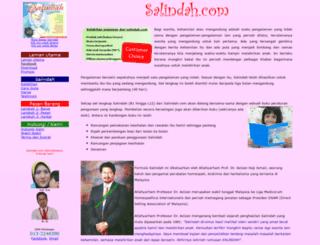 salindah.com screenshot