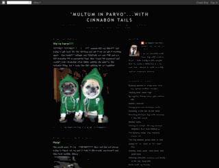 salingerthepug.blogspot.com screenshot