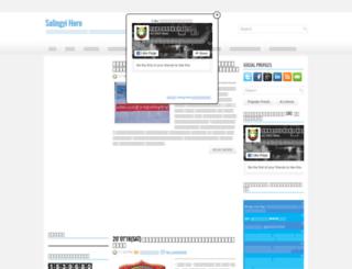 salingyihero.com screenshot