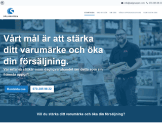 saljgruppen.com screenshot