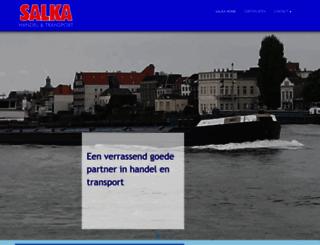 salka.nl screenshot