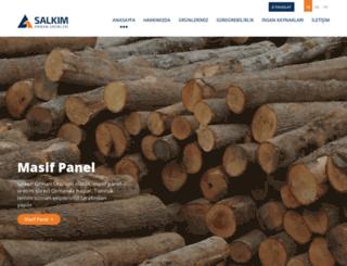 salkimorman.com.tr screenshot