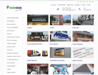 salkimreklam.com screenshot