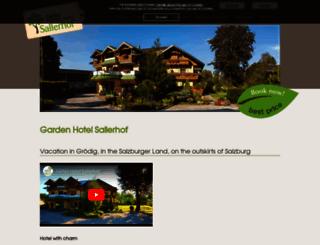 sallerhof.at screenshot