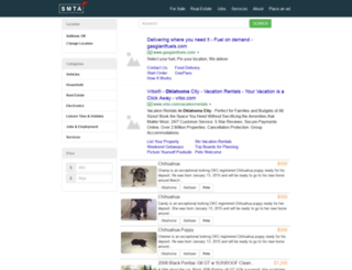 sallisaw.showmethead.com screenshot