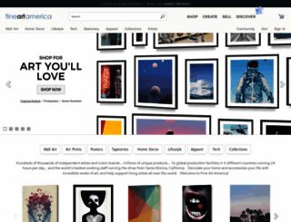 sally-barnard.artistwebsites.com screenshot
