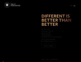 sallyhogshead.com screenshot