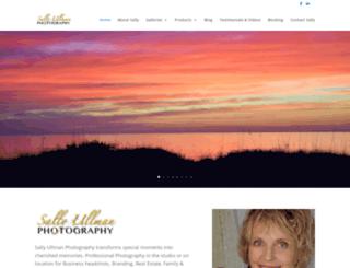 sallyullmanphotography.com screenshot