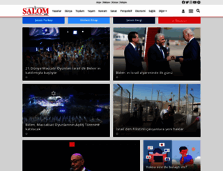 salom.com.tr screenshot