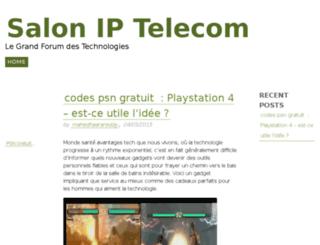 salon-iptelecom.com screenshot