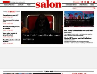 salon.com screenshot