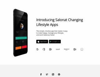 salonat.net screenshot