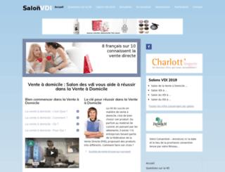 salondesvdi.com screenshot