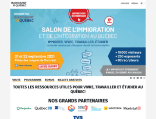 salonimmigration.com screenshot