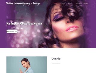 salonkosmetyczny-miedzyrzecz.pl screenshot