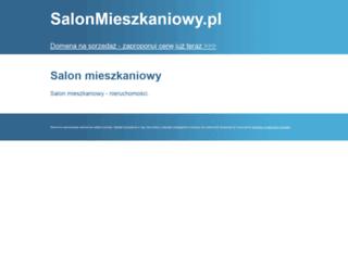 salonmieszkaniowy.pl screenshot