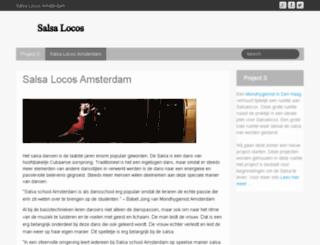 salsalocos.nl screenshot