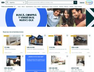 salta.olx.com.ar screenshot