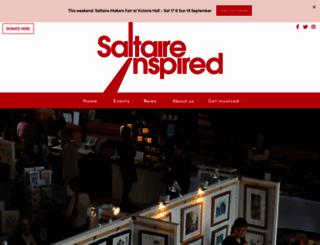 saltaireartstrail.co.uk screenshot