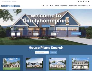saltbox.coolhouseplans.com screenshot