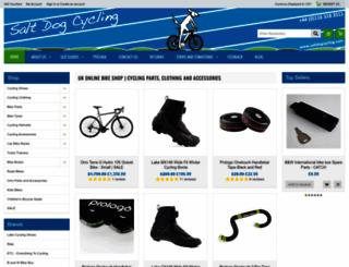 saltdogcycling.com screenshot