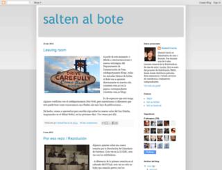 saltenalbote.blogspot.com screenshot