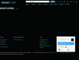 saltlakecity.mrmovietimes.com screenshot
