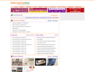 saltlakecitydesi.com screenshot
