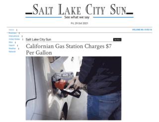saltlakecitysun.com screenshot