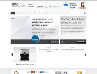 saltrevolution.com screenshot