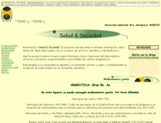 salud.bioetica.org screenshot